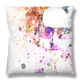 "Dude ""Big Lebowski"" Throw Pillow by  NaxArt"