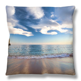 Views of Andalusia, Spain Throw Pillow by Felipe Rodriguez