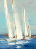 Summer Regatta II Prints by Julia Purinton