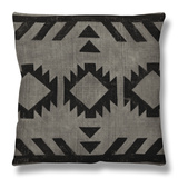 Midnight Journey III Throw Pillow by Chariklia Zarris