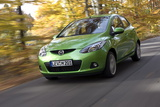 Mazda 2 1.3 MZR Impression Photographic Print by Achim Hartmann
