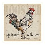 Farm Life III Poster par Anne Tavoletti