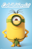 Minions- Exhibitionist Posters