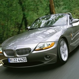 BMW Z4 Photographic Print by Uli Jooss
