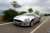 Aston Martin DB9 Reproduction photographique par Hans Dieter Seufert