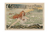 Casino De Cabourg Giclee Print by Henri Privat-Livemont
