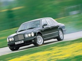 Bentley Arnage T Photographic Print by Hans Dieter Seufert