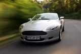 Aston Martin DB9 Touchtronic Reproduction photographique par Hans Dieter Seufert