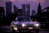 Chevrolet Corvette Sting Ray Fotografiskt tryck av Hans Dieter Seufert