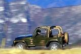Chrysler Jeep Wrangler 4.0 Photographic Print by Hans Dieter Seufert