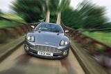 Aston Martin V12 Vanquish Papier Photo par Hans Dieter Seufert