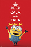 Minions (Keep Calm) Affiches