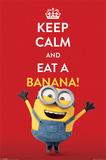 Minions (Keep Calm) Plakater
