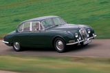 Jaguar S-Type 3.4 Reproduction photographique par Uli Jooss