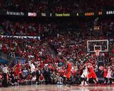 Washington Wizards V Atlanta Hawks - Game Five Foto af Jesse D Garrabrant