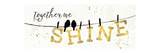 Shine Like Gold I Láminas por Jess Aiken