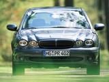 Jaguar X-Type Reproduction photographique par Hans Dieter Seufert