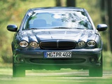 Jaguar X-Type Photographic Print by Hans Dieter Seufert