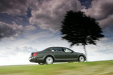 Bentley Continental Flying Spur Photographic Print by Hans Dieter Seufert