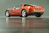 Chevrolet Corvette C6 Photographic Print by Achim Hartmann