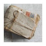 Love Letters II Premium Giclee Print by Sue Schlabach