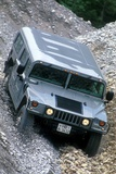 Chevrolet Hummer 6.5L Impression Photographic Print by Hans Dieter Seufert