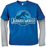 Youth: JURASSIC PARK LOGO PIXELATED Shirts