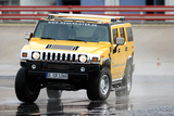 Chevrolet Hummer H2 Photographic Print by Hans Dieter Seufert