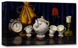 Time for Tea Limited Edition on Canvas by Clinton Hobart