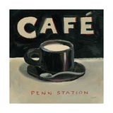Coffee Spot I Poster by James Wiens