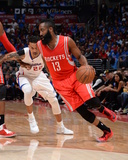 Houston Rockets v Los Angeles Clippers - Game Six Photo by Andrew D Bernstein