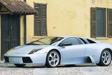 Lamborghini Murcielago Photographic Print by Daniel Reinhard