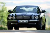 Jaguar XJ R Reproduction photographique par Hans Dieter Seufert