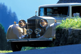 Rolls Royce Phantom II Photographic Print by Uli Jooss