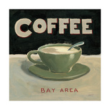 Coffee Spot III Print by James Wiens