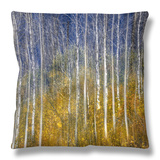 Lady Sings the Blues Throw Pillow by Ursula Abresch