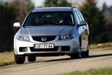 Honda Accord Tourer 2.0i Photographic Print by Hans Dieter Seufert