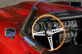 Jaguar E-Type S1 4.2 Papier Photo par Achim Hartmann