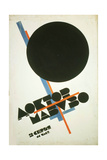 Doctor Mabuso (Movie Poster) Giclee Print by Ilya Grigoryevich Chashnik
