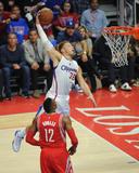 Houston Rockets v Los Angeles Clippers - Game Six Foto af Juan Ocampo