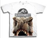 ジュラシック・ワールド - ティラノサウルス・レックス(キッズ用) Tシャツ