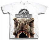 Youth: JURASSIC WORLD DINO T-shirts