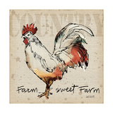 Farm Life V Láminas por Anne Tavoletti