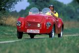 Fiat Topolino Roadster Photographic Print by Uli Jooss