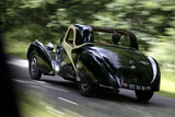 Bugatti T57 Atalante Coupe Photographic Print by Achim Hartmann