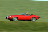 Jaguar E-Type S1 4.2 Reproduction photographique par Achim Hartmann