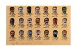 Stalin Test Giclee Print by Vagrich Bakhchanyan
