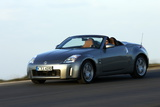 Nissan 350 Z Roadster Photographic Print by Achim Hartmann