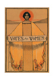 Votes for Women Giclee Print by Bertha Margaret Boye