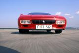 Ferrari Testarossa Photographic Print by Hans Dieter Seufert